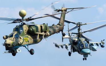 RF-13490 - Russia - Air Force Mil Mi-28