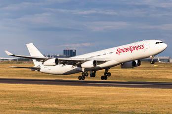 9H-JAI - SpiceExpress (Hi Fly) Airbus A340-300