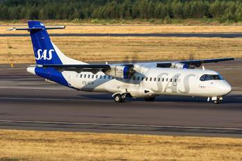 ES-ATH - SAS - Scandinavian Airlines ATR 72 (all models)