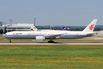 B-2086 - Air China Boeing 777-300ER