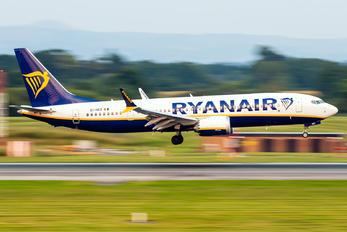 EI-HEZ - Ryanair Boeing 737-8 MAX