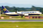 EI-HEZ - Ryanair Boeing 737-8 MAX aircraft