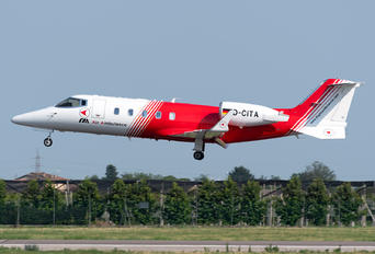 D-CITA - Private Learjet 60