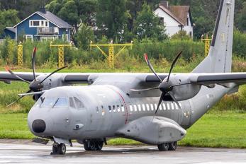CC-2 - Finland - Air Force Casa C-295M