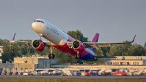 HA-LVE - Wizz Air Airbus A321 NEO aircraft