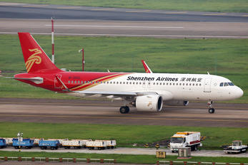B-30CL - Shenzhen Airlines Airbus A320 NEO