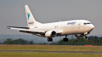 TF-BBO - Bluebird Nordic Boeing 737-400F