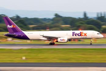 N968FD - FedEx Federal Express Boeing 757-200F