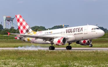 EC-NDG - Volotea Airlines Airbus A319