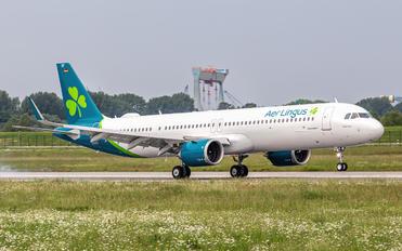 EI-LRF - Aer Lingus Airbus A321 NEO
