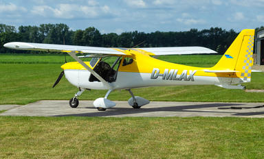 D-MLAX - Private FK Lightplanes FK9 Mk IV