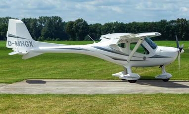 D-MHGX - Private Remos Aircraft GX
