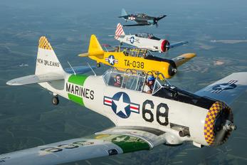 N4983N - Private North American Harvard/Texan (AT-6, 16, SNJ series)