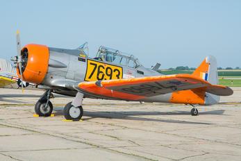 N7693Z - Private North American Harvard/Texan (AT-6, 16, SNJ series)