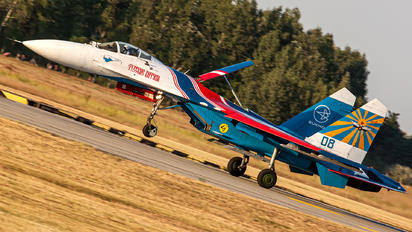 "08 - Russia - Air Force ""Russian Knights"" Sukhoi Su-27P"