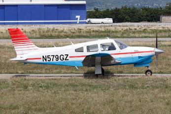 N579GZ - Private Piper PA-28RT-201T Turbo Arrow IV
