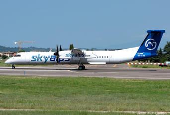 9H-EVA - Sky Alps Bombardier DHC-DHC-8-400