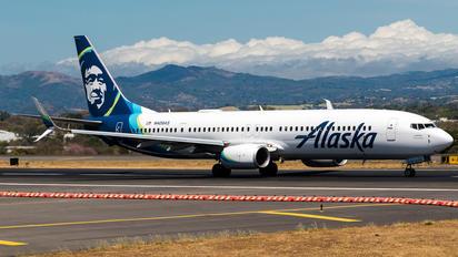 N409AS - Alaska Airlines Boeing 737-900ER