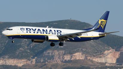 9H-QDJ - Ryanair (Malta Air) Boeing 737-800
