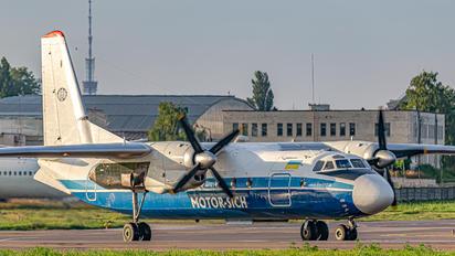 UR-MSI - Motor Sich Antonov An-24RV