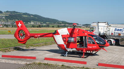 HB-ZQH - REGA Swiss Air Ambulance  Airbus Helicopters H145