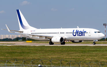 VQ-BDR - UTair Boeing 737-800