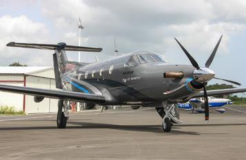 F-OSXM - Private Pilatus PC-12
