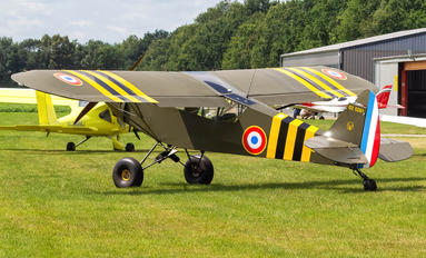 D-MYYV - Private Zlín Aircraft Savage Cub
