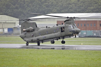 ZH775 - Royal Air Force Boeing Chinook HC.2