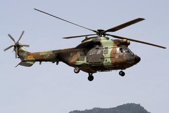 HU.21-20 - Spain - FAMET Aerospatiale AS332 Super Puma