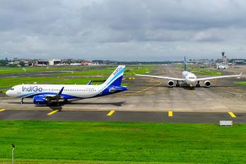 VT-IJM - IndiGo Airbus A320 NEO