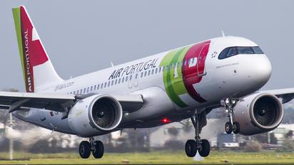 CS-TVG - TAP Portugal Airbus A320 NEO
