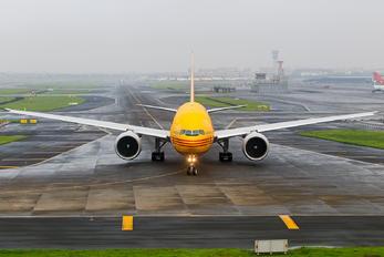 D-AALR - DHL (Aerologic) Boeing 777F