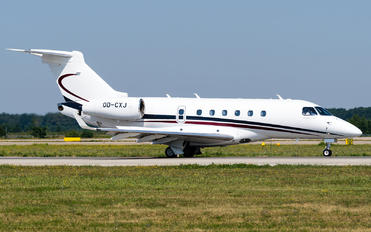 OD-CXJ - Middle East Airlines (MEA) Embraer EMB-550 Legacy 500