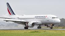 F-GRHK - Air France Airbus A319 aircraft