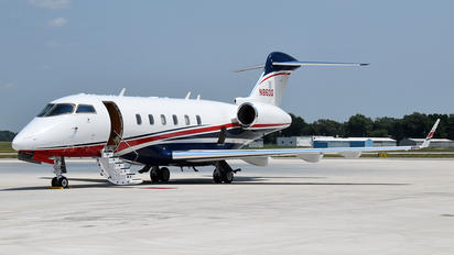 N86DQ - Private Bombardier BD-100 Challenger 300 series