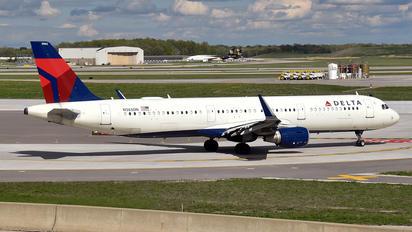 N365DN - Delta Air Lines Airbus A321