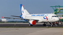 VP-BMF - Ural Airlines Airbus A320 aircraft