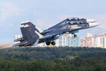 RF-33789 - Russia - Navy Sukhoi Su-30SM