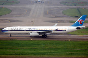 B-6087 - China Southern Airlines Airbus A330-300
