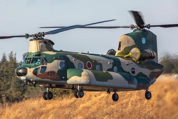 07-4499 - Japan - Air Self Defence Force Kawasaki CH-47J Chinook