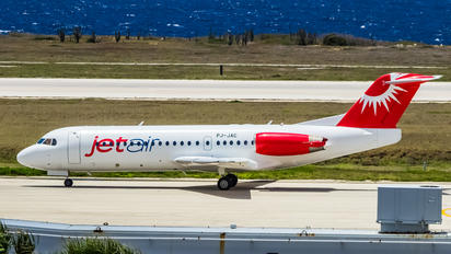 PJ-JAC - JetAir Caribbean Fokker 70