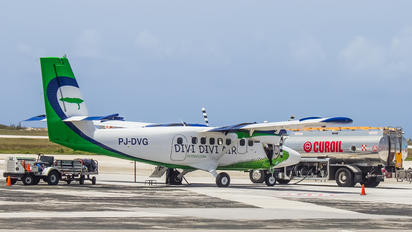 PJ-DVG - Divi Divi Air de Havilland Canada DHC-6 Twin Otter