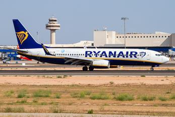 EI-DWW - Ryanair Boeing 737-800