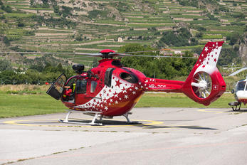 HB-ZEF - Air-Glaciers Airbus Helicopters EC135T3