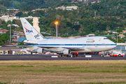 N747NA - NASA Boeing 747SP aircraft