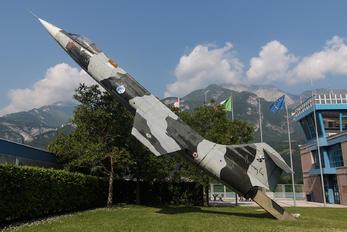 MM6609 - Italy - Air Force Lockheed F-104S ASA Starfighter
