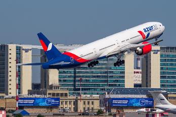 VQ-BZD - AzurAir Boeing 777-300