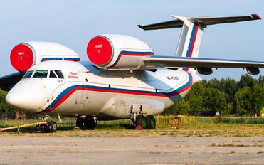RF-72907 - Russia - Ministry of Internal Affairs Antonov An-72