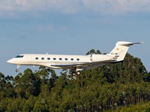 EC-MLR - Gestair Gulfstream Aerospace G650, G650ER